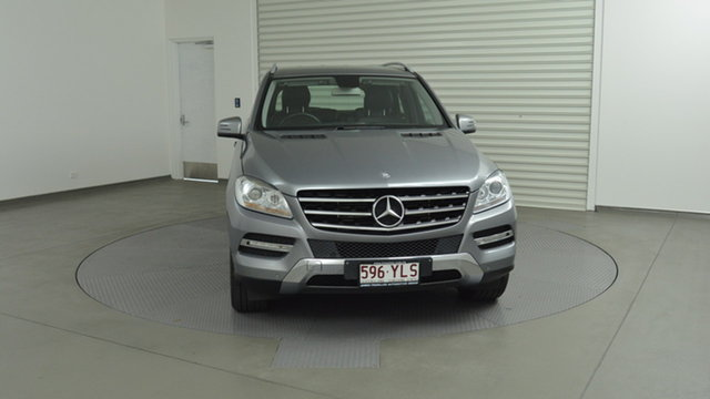 Used Mercedes-Benz ML250 BlueTEC 7G-Tronic +, Warwick Farm, 2012 Mercedes-Benz ML250 BlueTEC 7G-Tronic + Wagon