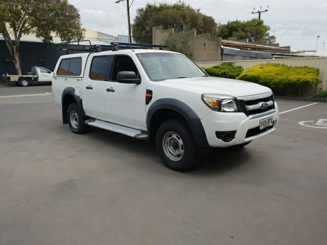 Used Ford Ranger XL HI-Rider (4x2), Melrose Park, 2009 Ford Ranger XL HI-Rider (4x2) Dual Cab Pick-up