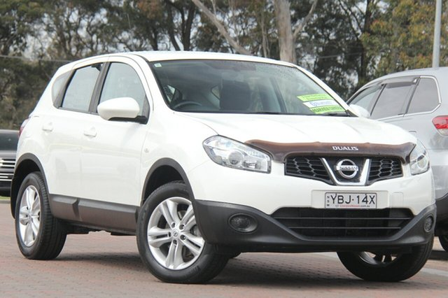 Used Nissan Dualis ST Hatch X-tronic 2WD, Southport, 2013 Nissan Dualis ST Hatch X-tronic 2WD SUV