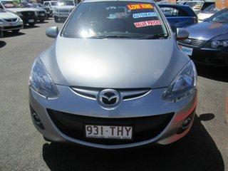 2013 Mazda 2 Hatchback.