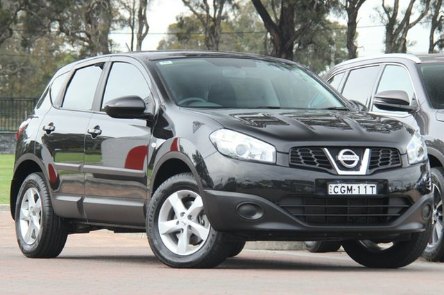 Used Nissan Dualis ST Hatch X-tronic, Southport, 2011 Nissan Dualis ST Hatch X-tronic SUV