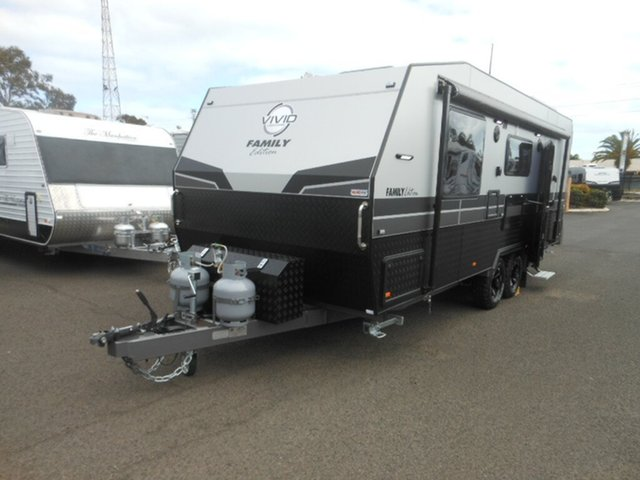 Discounted New Vivid Caravans Family Edition [SAL1853], Pialba, 2018 Vivid Caravans Family Edition [SAL1853] Caravan