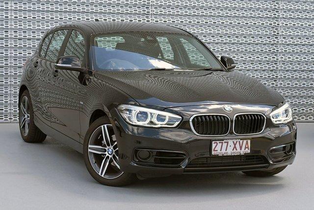 Used BMW 118i Sport Line Steptronic, Southport, 2017 BMW 118i Sport Line Steptronic Hatchback