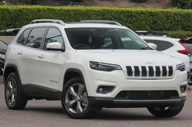 Discounted Demonstrator, Demo, Near New Jeep Cherokee Limited, Southport, 2018 Jeep Cherokee Limited SUV