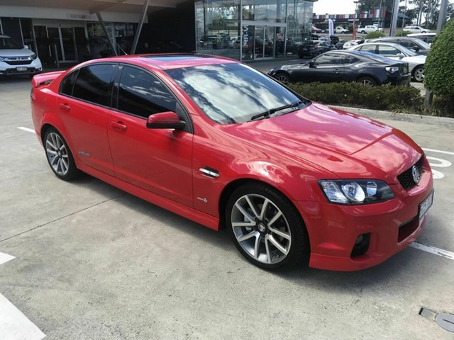 Discounted Used Holden Commodore SS V Redline, Yamanto, 2011 Holden Commodore SS V Redline Sedan