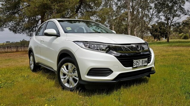 Demonstrator, Demo, Near New Honda HR-V VTi, Tanunda, 2018 Honda HR-V VTi Hatchback