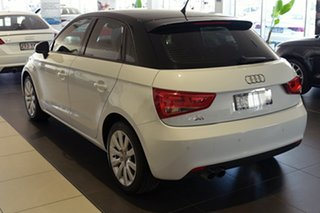 2014 Audi A1 Attraction Sportback S tronic Hatchback.