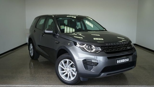 New Land Rover Discovery Sport TD4 110kW SE, Port Macquarie, 2017 Land Rover Discovery Sport TD4 110kW SE Wagon