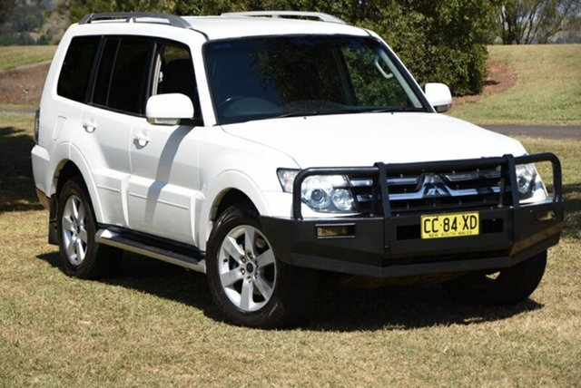 Used Mitsubishi Pajero VR-X, Southport, 2008 Mitsubishi Pajero VR-X Wagon