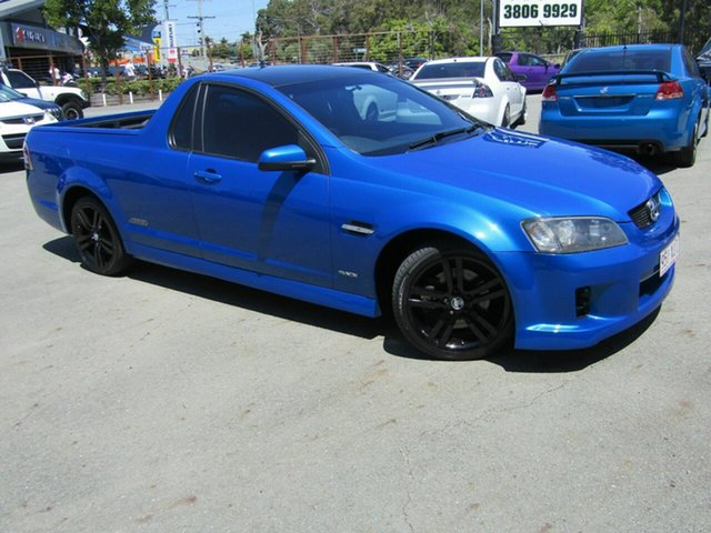 Used Holden Commodore SS, Underwood, 2009 Holden Commodore SS Utility