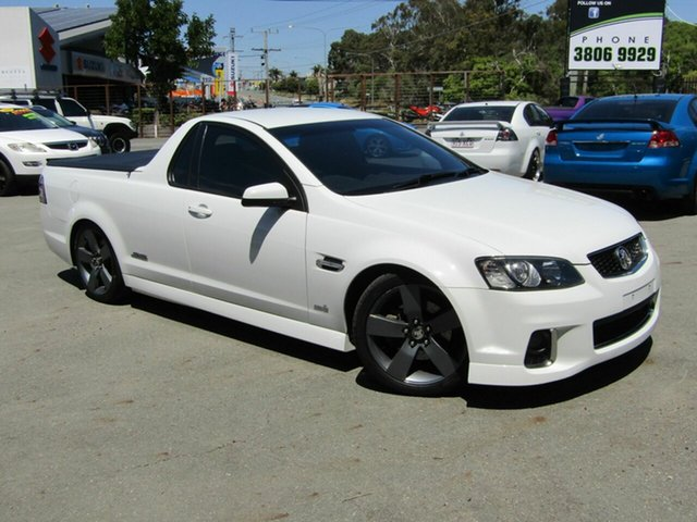 Used Holden Commodore SS-V, Underwood, 2012 Holden Commodore SS-V Utility