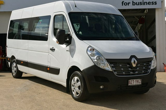Discounted Demonstrator, Demo, Near New Renault Master Mid Roof LWB AMT, Warwick Farm, 2017 Renault Master Mid Roof LWB AMT Bus