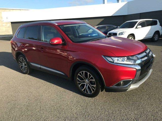 Used Mitsubishi Outlander LS 4WD Safety Pack, Gladstone, 2016 Mitsubishi Outlander LS 4WD Safety Pack Wagon