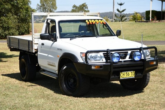 Used Nissan Patrol ST, Southport, 1999 Nissan Patrol ST Cab Chassis