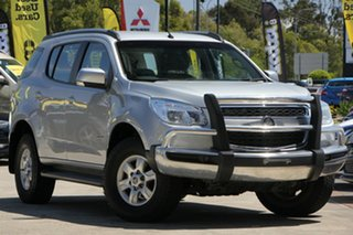 2013 Holden Colorado 7 LT Wagon.
