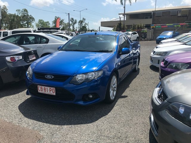 Used Ford Falcon XR6 Ute Super Cab, Winnellie, 2013 Ford Falcon XR6 Ute Super Cab Utility