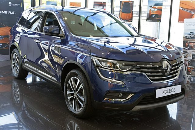 Discounted Demonstrator, Demo, Near New Renault Koleos Intens X-tronic, Warwick Farm, 2017 Renault Koleos Intens X-tronic Wagon