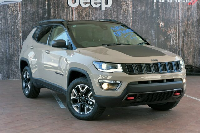 New Jeep Compass Trailhawk, Southport, 2018 Jeep Compass Trailhawk Wagon