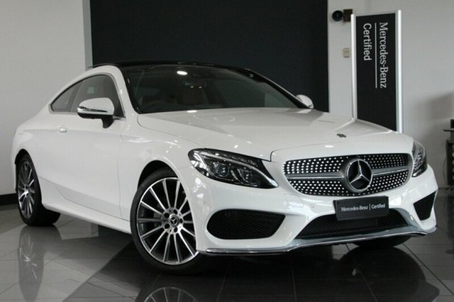 Used Mercedes-Benz C200 9G-TRONIC, Southport, 2018 Mercedes-Benz C200 9G-TRONIC Coupe