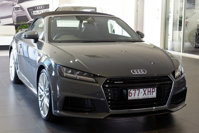 Used Audi TT S Line S tronic quattro, Southport, 2016 Audi TT S Line S tronic quattro Roadster