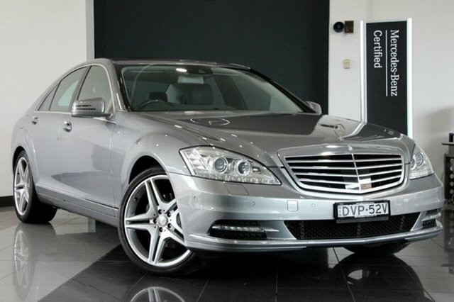 Used Mercedes-Benz S350, Southport, 2011 Mercedes-Benz S350 Sedan
