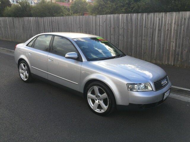 Used Audi A4 2.0, North Hobart, 2003 Audi A4 2.0 Sedan