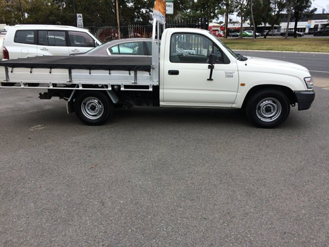 Used Toyota Hilux Workmate, West Croydon, 2004 Toyota Hilux Workmate Cab Chassis