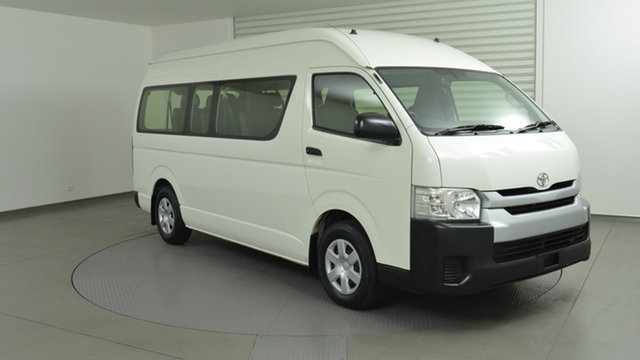 Used Toyota Hiace Commuter High Roof Super LWB, Southport, 2014 Toyota Hiace Commuter High Roof Super LWB Bus