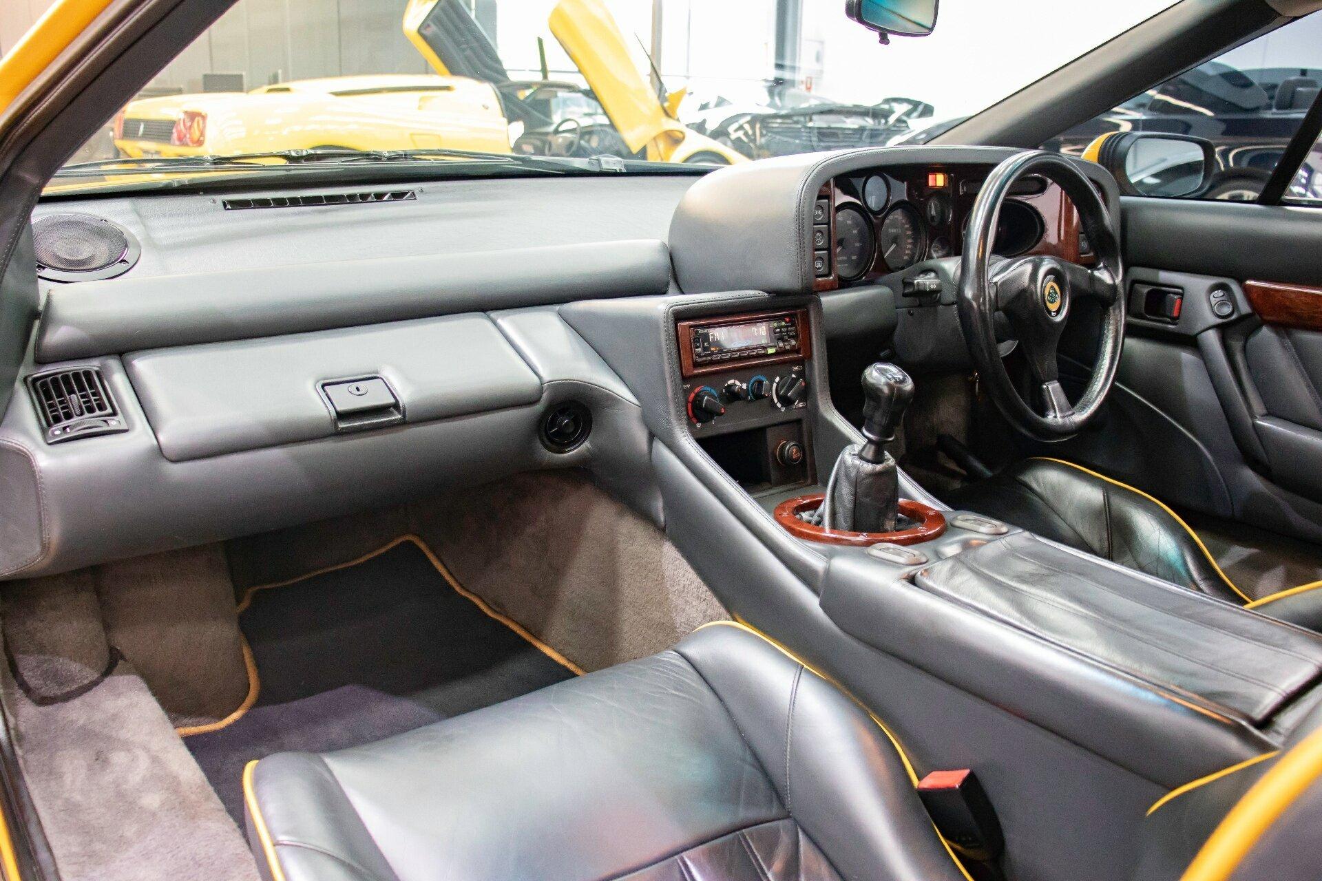 1996 Lotus Esprit S4s
