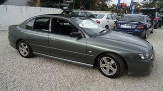 2002 Holden Commodore S Sedan.