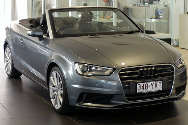 Used Audi A3 Attraction S tronic, Southport, 2014 Audi A3 Attraction S tronic Cabriolet