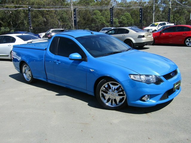 Used Ford Falcon XR8, Underwood, 2008 Ford Falcon XR8 Utility