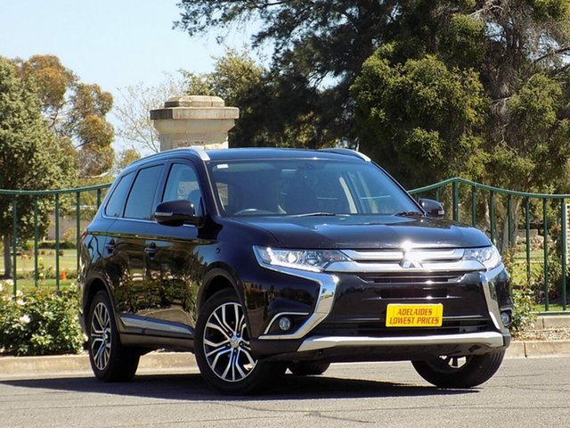 Used Mitsubishi Outlander XLS 4WD, 2015 Mitsubishi Outlander XLS 4WD Wagon
