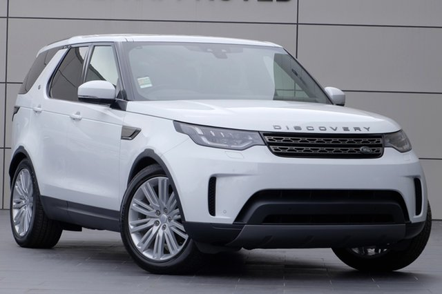 New Land Rover Discovery SD4 SE, Newstead, 2017 Land Rover Discovery SD4 SE Wagon