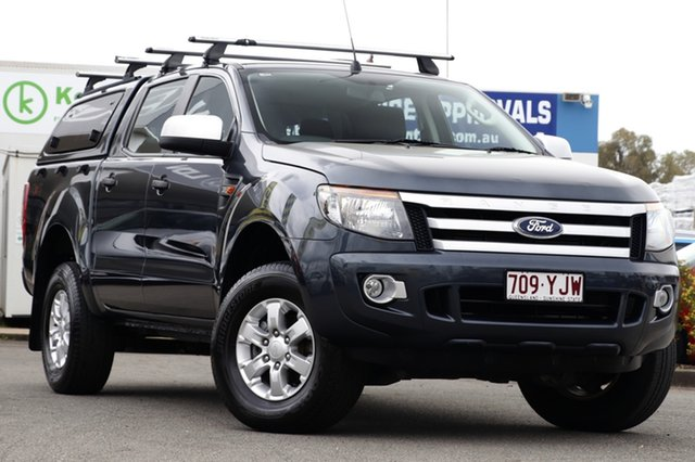 Used Ford Ranger XLS Double Cab, Beaudesert, 2015 Ford Ranger XLS Double Cab Utility