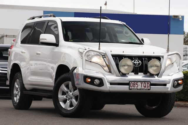 Used Toyota Landcruiser Prado GXL, Bowen Hills, 2013 Toyota Landcruiser Prado GXL Wagon