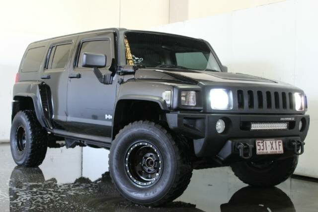 Used Hummer H3 Adventure, Underwood, 2008 Hummer H3 Adventure Wagon