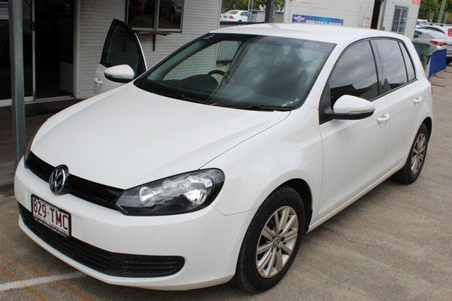 Used Volkswagen Golf 90TSI DSG Trendline, Underwood, 2012 Volkswagen Golf 90TSI DSG Trendline Hatchback