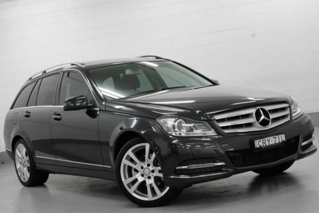 Used Mercedes-Benz C250 Avantgarde Estate 7G-Tronic +, Chatswood, 2013 Mercedes-Benz C250 Avantgarde Estate 7G-Tronic + Wagon