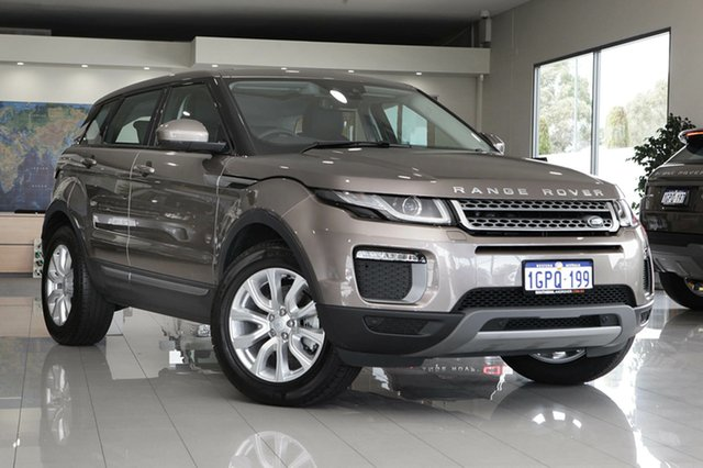 Used Land Rover Range Rover Evoque TD4 150 SE, Cannington, 2018 Land Rover Range Rover Evoque TD4 150 SE Wagon