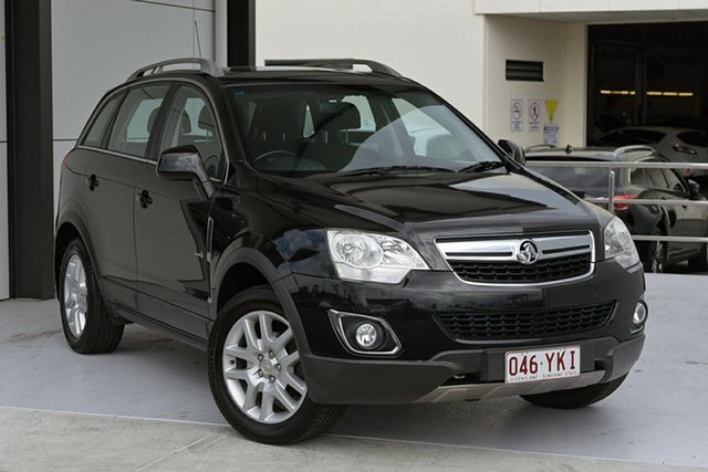 Used Holden Captiva 5, Southport, 2012 Holden Captiva 5 Wagon