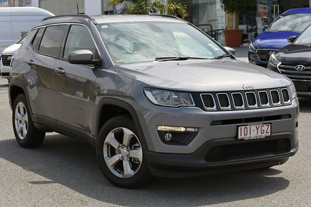 Demonstrator, Demo, Near New Jeep Compass Longitude FWD, Southport, 2018 Jeep Compass Longitude FWD Wagon