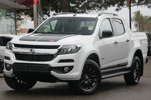 Demonstrator, Demo, Near New Holden Colorado 4X4 Z71, Brookvale, 2018 Holden Colorado 4X4 Z71 Dual Cab