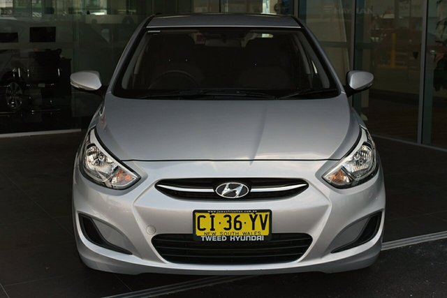 Used Hyundai Accent Active, Southport, 2015 Hyundai Accent Active Hatchback