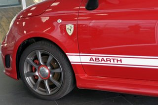 2015 Abarth 595 Turismo Hatchback.