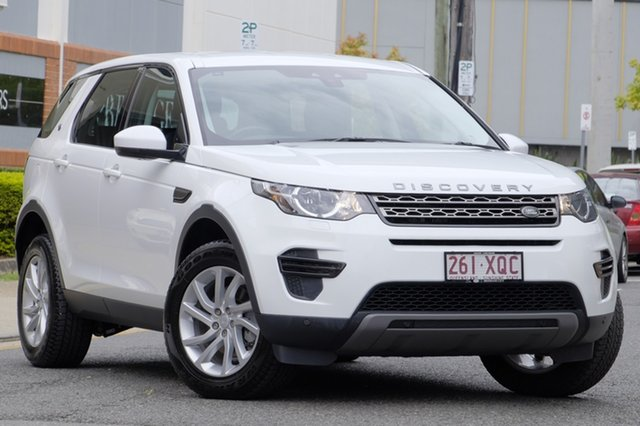 Used Land Rover Discovery Sport TD4 150 SE, Newstead, 2017 Land Rover Discovery Sport TD4 150 SE Wagon