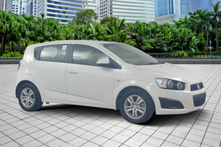 2016 Holden Barina CD Hatchback.