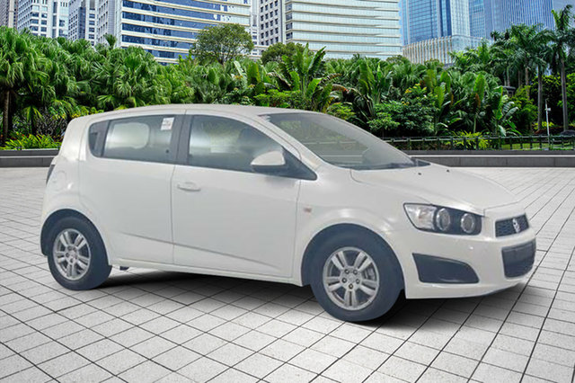 Used Holden Barina CD, Altona North, 2016 Holden Barina CD Hatchback