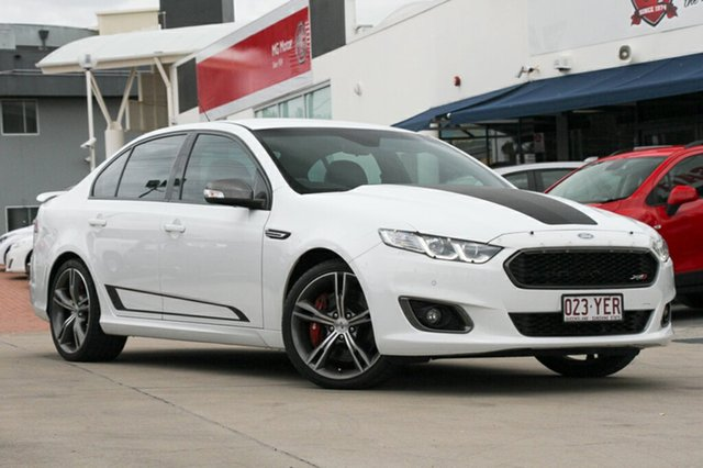 Used Ford Falcon XR8, Indooroopilly, 2015 Ford Falcon XR8 Sedan