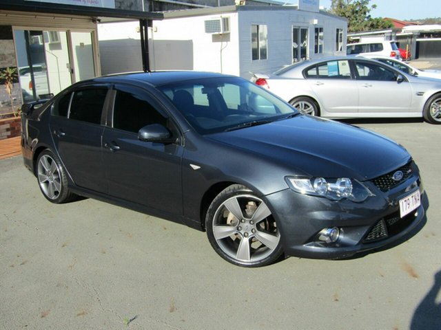 Used Ford Falcon XR6, Underwood, 2010 Ford Falcon XR6 Sedan
